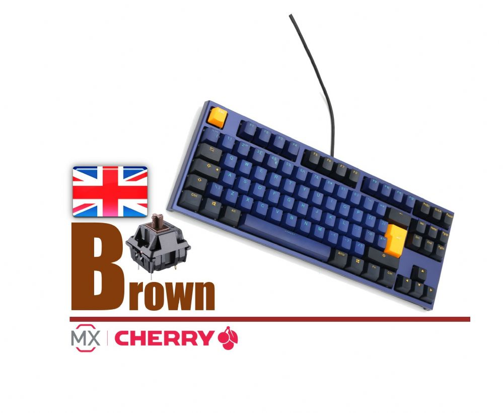 Ducky Channel One2 Horizon TKL DKON1887-BUKPDZBBH
